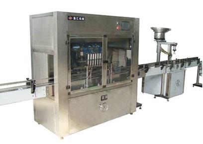酒水液体灌装机