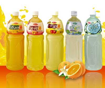 直线式瓶装液体自动灌装机果汁灌装