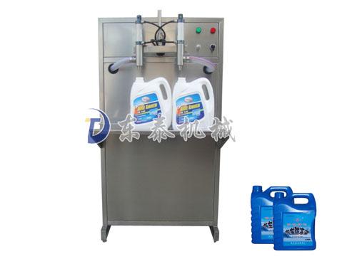 防冻液灌装机,半自动防冻液灌装机