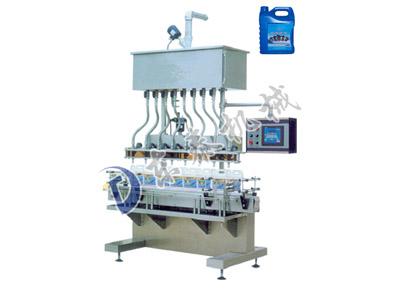 防冻液灌装机-不冻液灌装机